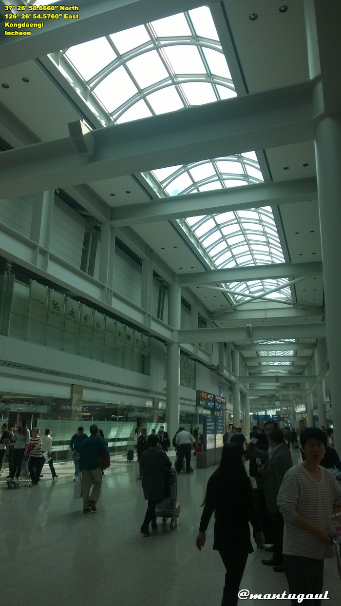 Airport Incheon