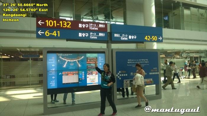 Airport Incheon