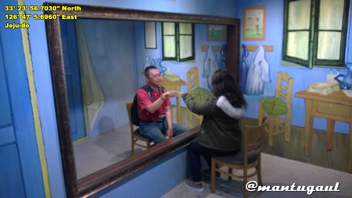 Trick Art Museum Jeju, museum ilusi
