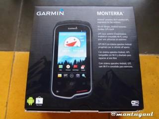 Kotak Garmin Monterra