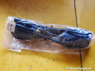 Kabel charger/USB