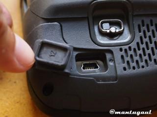 Karet penutup USB mini