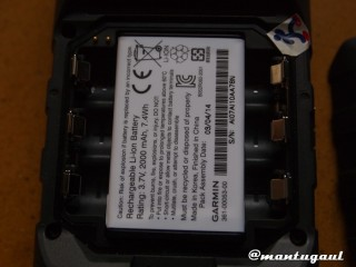 Pasang baterai lithium ion