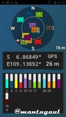 Info satelit