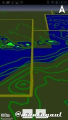 Peta bluechart