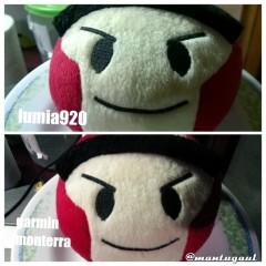 Perbandingan dengan Lumia 920