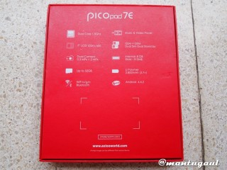Kotak Picopad 7E