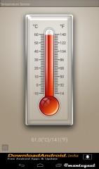 Ada sensor temperature