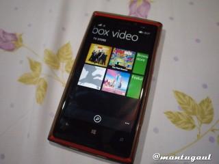 Coba buka video di Lumia 920