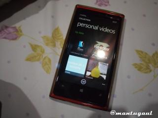 Video bawaan Lumia
