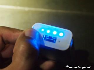 4 LED