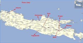 Peta Jawa