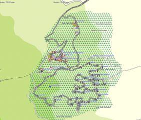 Peta TSI 2 Taman Safari Indonesia Prigen