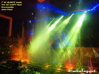 Fountain show BNS