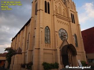 Gereja HKY Malang
