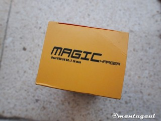 Kotak Delcell Magic charger