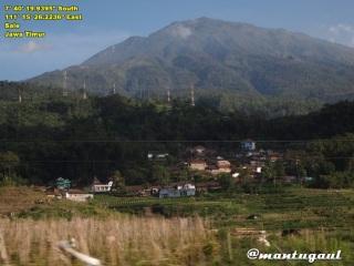 Daerah Gunung Lawu