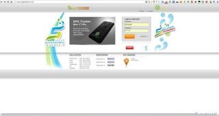 Melacak dengan browser di PC