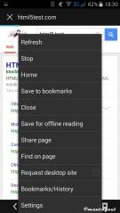 Browser bawaan