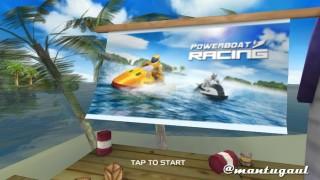 Powerboar racing