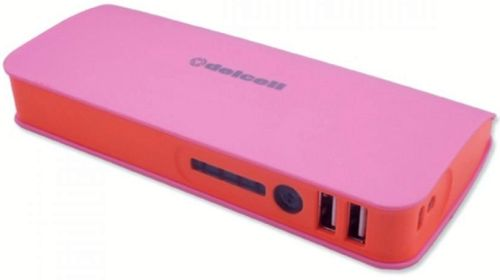 Review Powerbank Delcell Turbo 10000mAh Si Turbo Nafas
