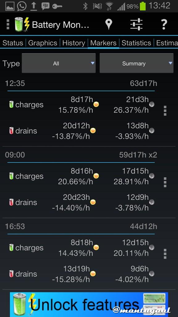 Review Powerbank Delcell Nitro 6000mAh Mengisi 20 Lebih