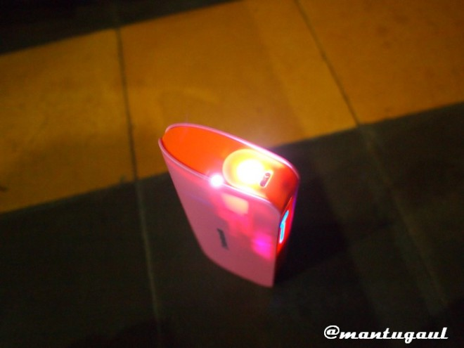 Lampu senter LED