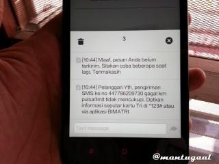 Xiaomi mengirimkan sms internasional ke servernya utk aktivasi mi account