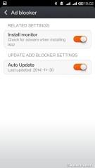 Ad blocker update